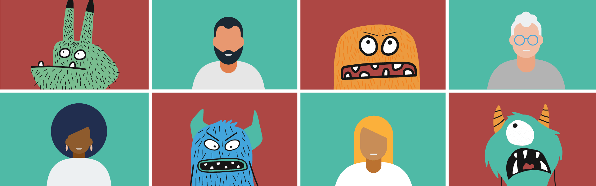Meet the Online Meeting Monster