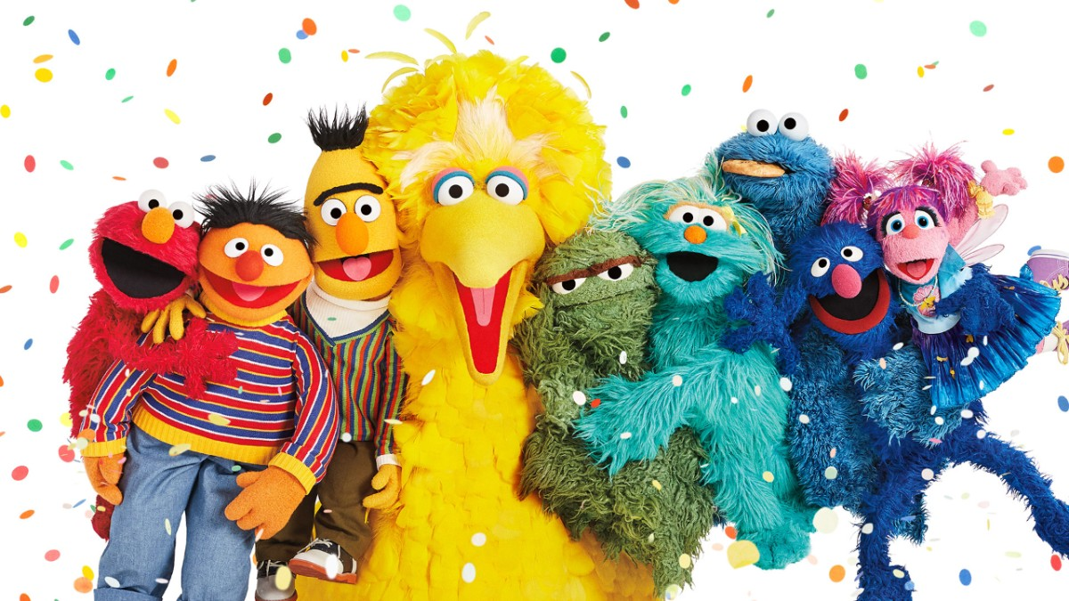 Happy Birthday Sesame Street and Interaction Associates